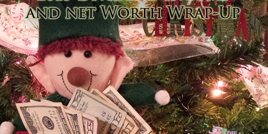 2015 End of Year Dividend Income & Net Worth Report