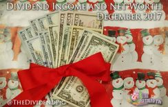 December Dividend Income and Net Worth Report – 2017